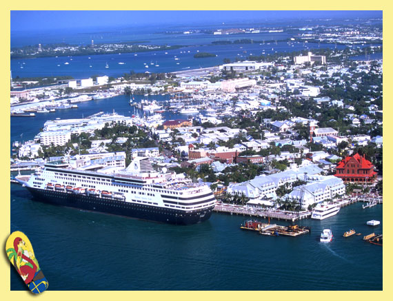 Key West travel planning and vacations start with Discover Key West – Key West Tourist Attractions Map