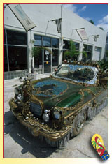 Car Rentals in Key West ... Photo by Rob O'Neal